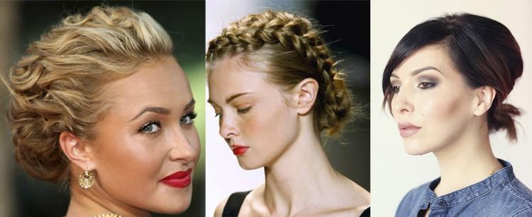 Причёски для девочек на выпускной пошагово 28