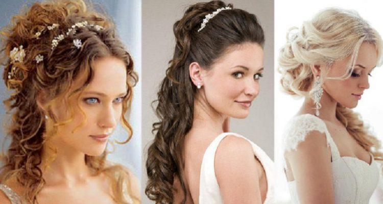 Праздничные прически на длинные волосы своими руками для девочки 76