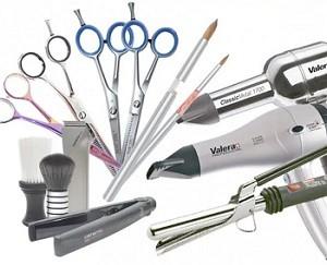 Инструменты для создания прически