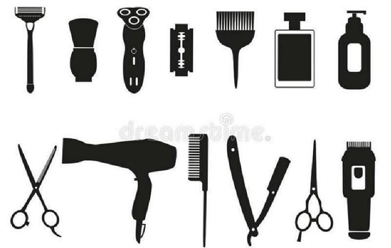 Инструменты для создания стрижки андеркат