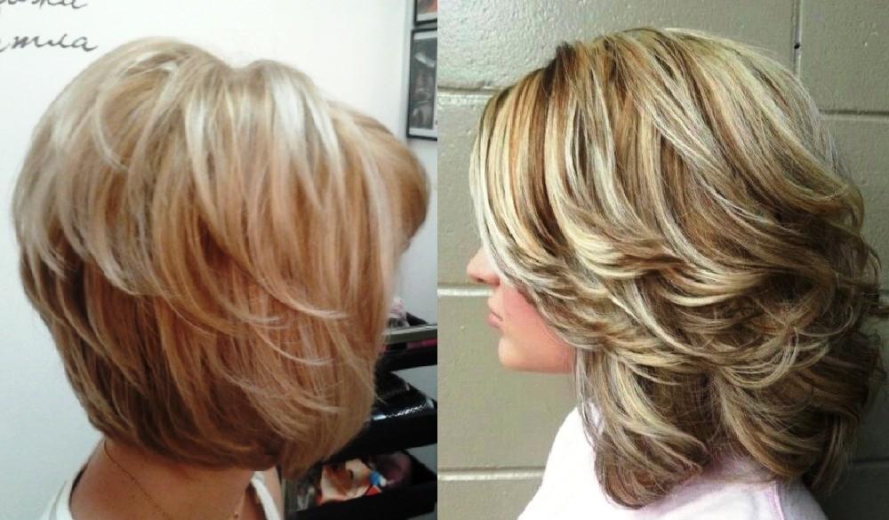Удлиненные стрижки на короткие волосы