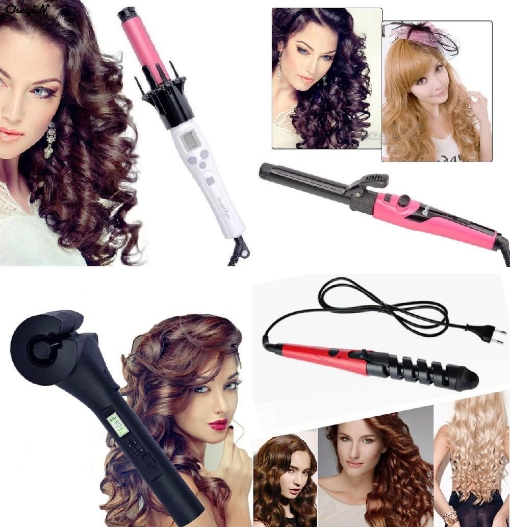 приборы для завивки волос