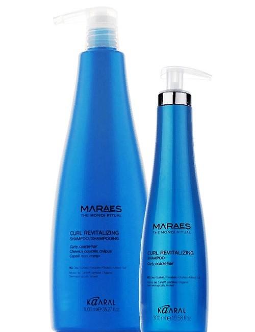 Curl Revitalizing Shampoo Maraes