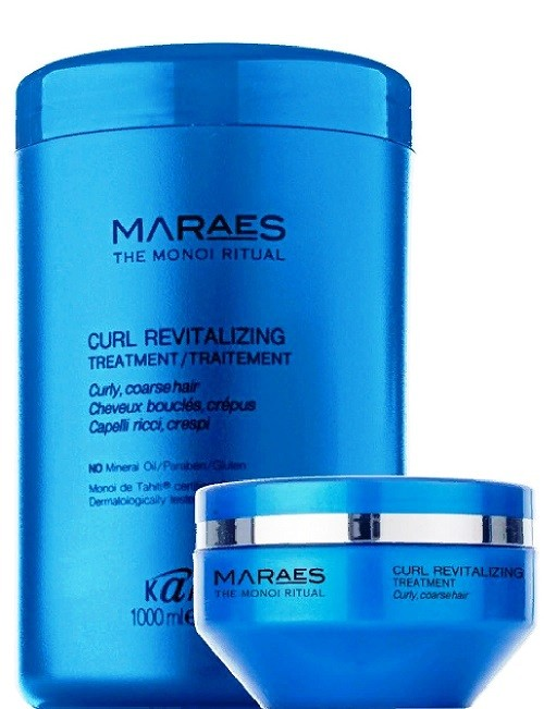 Kaaral Maraes Curl Revitalizing Treatment