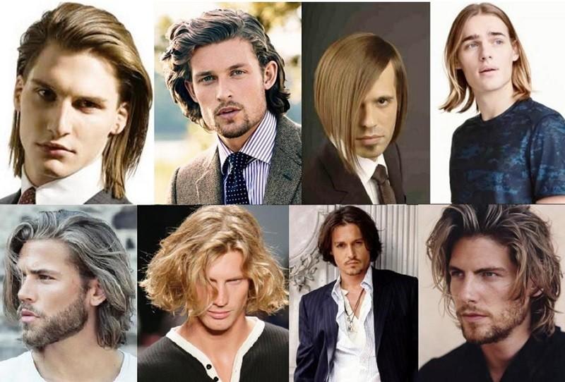 Как сделать причёску каре мужчине